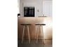 Skagerak Georg Bar Stool Oak Pair | Chairs & Furniture Singapore| Bibliotek