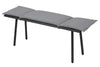Skagerak Georg Bench Oak, Black | Chairs & Designer Furniture | Bibliotek