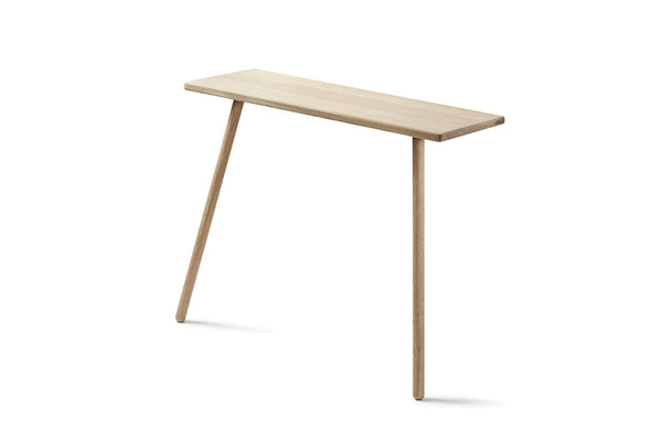 Skagerak Georg Console Table Oak | Table & Furniture Singapore | Bibliotek