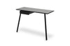 Skagerak Georg Desk with Drawer, Black Oak | Tables & Furniture | Bibliotek