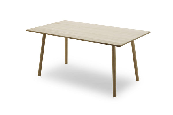 Georg Dining Table Oak | Tables & Designer Furniture | Bibliotek
