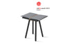 Skagerak Georg Stool Oak Black Red Dot Award | Stools & Scandinavian Furniture | Bibliotek