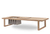 Skagerak Pulse Daybed Oak without upholstery | Lounge Chairs & Furniture | Bibliotek