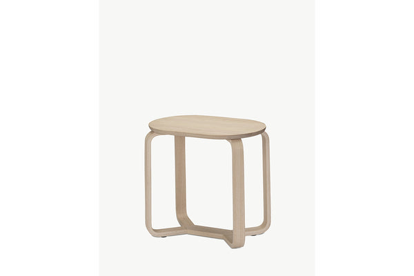 Skagerak Turn Stool Ash | Designer Chairs & Furniture | Bibliotek