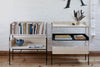 Skagerak Vivlio Shelf  Black Ash Office Furniture |Modular Storage Furniture |Bibliotek