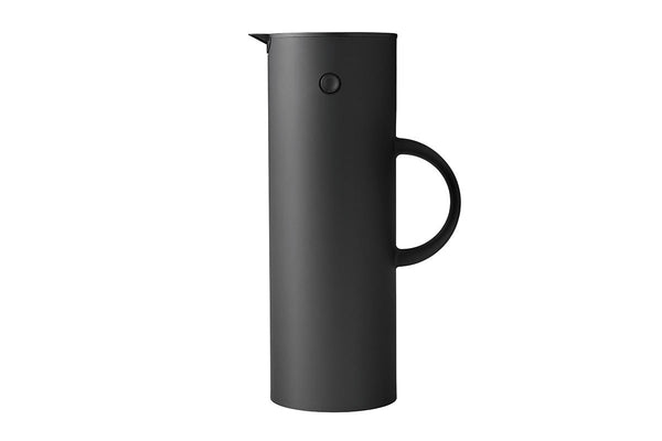 Stelton EM77 Vacuum Jug, Soft Black | Jugs and Carafes | Bibliotek