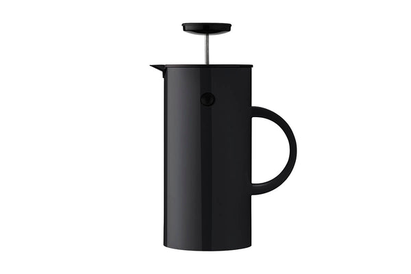 Stelton EM French Press Coffee Maker, Black | Coffee & Tea | Bibliotek