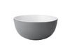 Stelton Emma Large Bowl Grey | Dinnerware & Tableware | Bibliotek