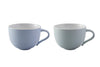 Stelton Emma Cup, Blue Set of  2 pcs | Dinnerware & Tableware | Bibliotek