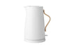 Stelton Emma Electric Kettle, White | Kitchen Appliances | Bibliotek