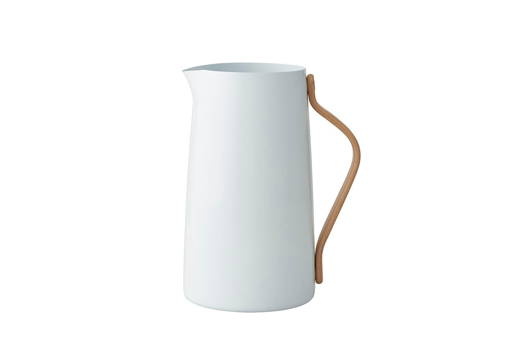 Stelton Emma Pitcher Blue | Jugs, Carafes & Tableware | Bibliotek Singapore