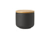 Stelton Theo Tea Cup & Coaster with Lid | Tea Accessories & Tableware|Bibliotek