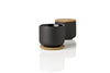 Stelton Pair of Theo Tea Cups & Coasters | Tea Accessories & Tableware|Bibliotek
