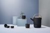 Stelton Theo Tea Cup & Coaster | Tea Accessories & Tableware|Bibliotek