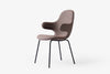 &Tradition Catch Chair JH15 Light Pink | Designer Chairs & Furniture | Bibliotek
