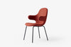&Tradition Catch Chair JH15 Red | Designer Chairs & Furniture | Bibliotek