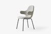 &Tradition Catch Chair JH15 White | Designer Chairs & Furniture | Bibliotek