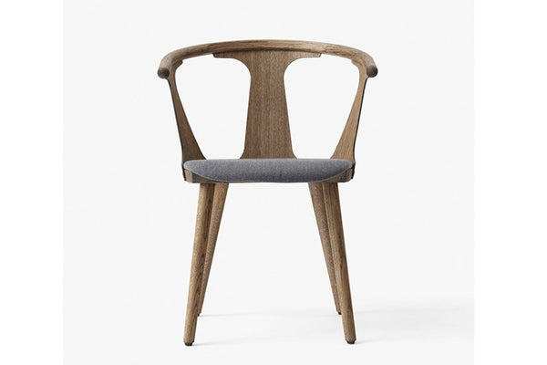 &Tradition In Between Chair SK2 Smoked Oiled Oak Grey | Designer Chairs & Furniture | Bibliotek