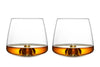 Normann Copenhagen Whiskey Glass, set of 2, Rikke Hagen | Buy Online | Bibliotek Design Store
