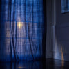 Ready Made Curtains Non Woven, Blue, Ronan & Erwan Bouroullec | Buy Online | Bibliotek Design Store