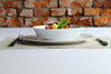RICE Dinnerware Deep Plate - Set of 4 or 6, Laura Straßer, Bibliotek Design Store