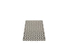 Pappelina Honey Rug, Charcoal | Swedish Plastic Rugs | Bibliotek