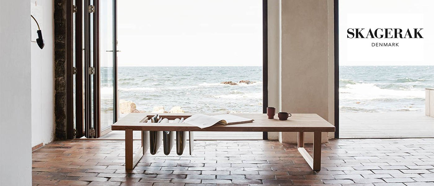 Skagerak | Scandinavian Furniture Singapore | Bibliotek Singapore