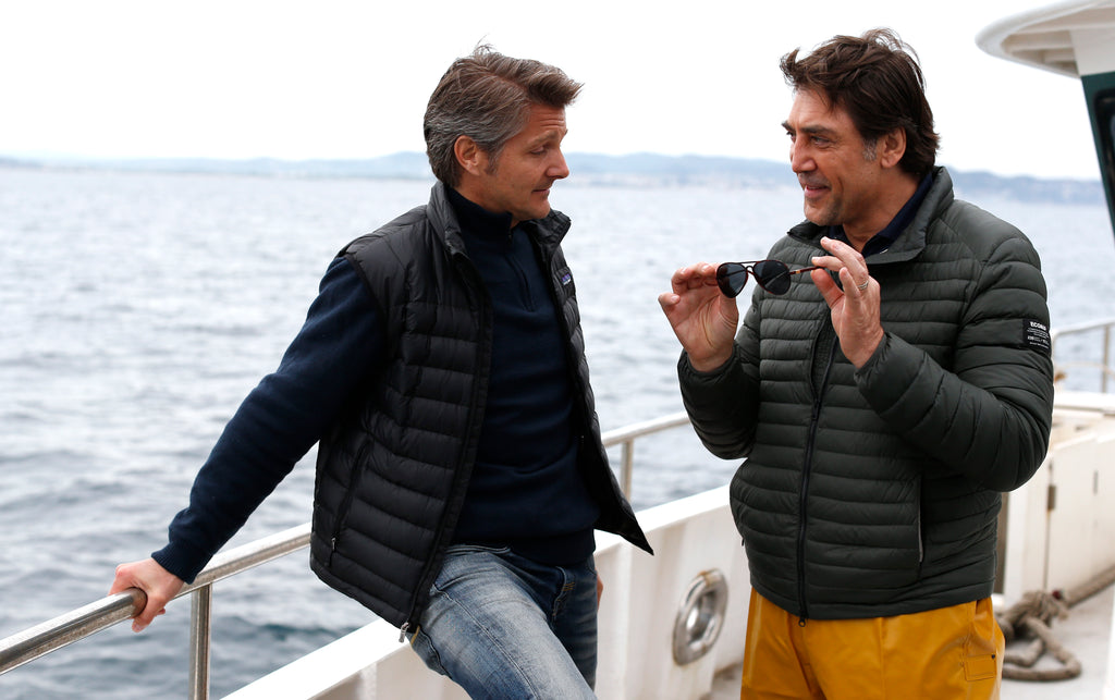 ACTOR JAVIER BARDEM SURPRISES SEA2SEE