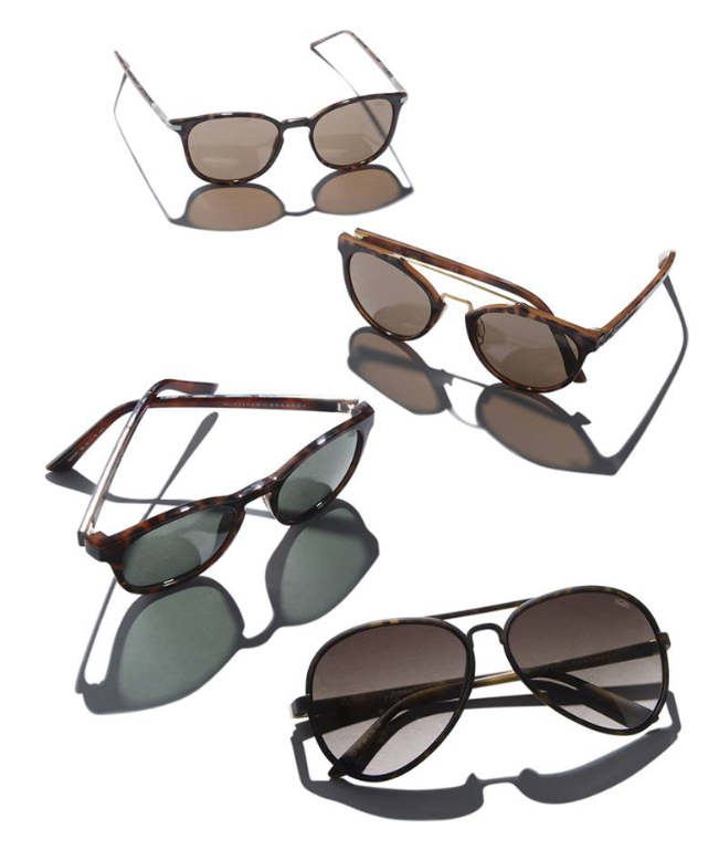 Huntsman announces new eyewear range and collaboration with Sea2See
