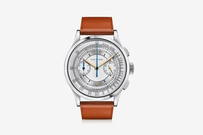 Incredibly sophisticated and eye-catching: It's dial is so beautifully crafted it could be on a watch that costs $100,000.