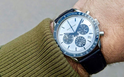 Dan Henry 1962 Racing Chronograph is a great example of the level of love, care, and attention that goes into watches.