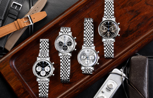 Dan Henry's collection is the perfect choice for high quality watches for less than $ 500