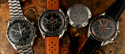 How to authenticate a rare Omega Speedmaster