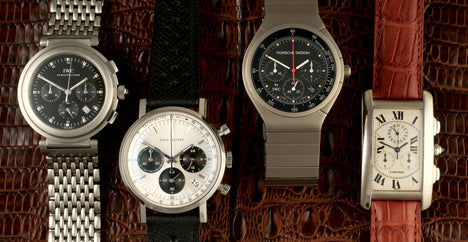 What is a meca-quartz movement?