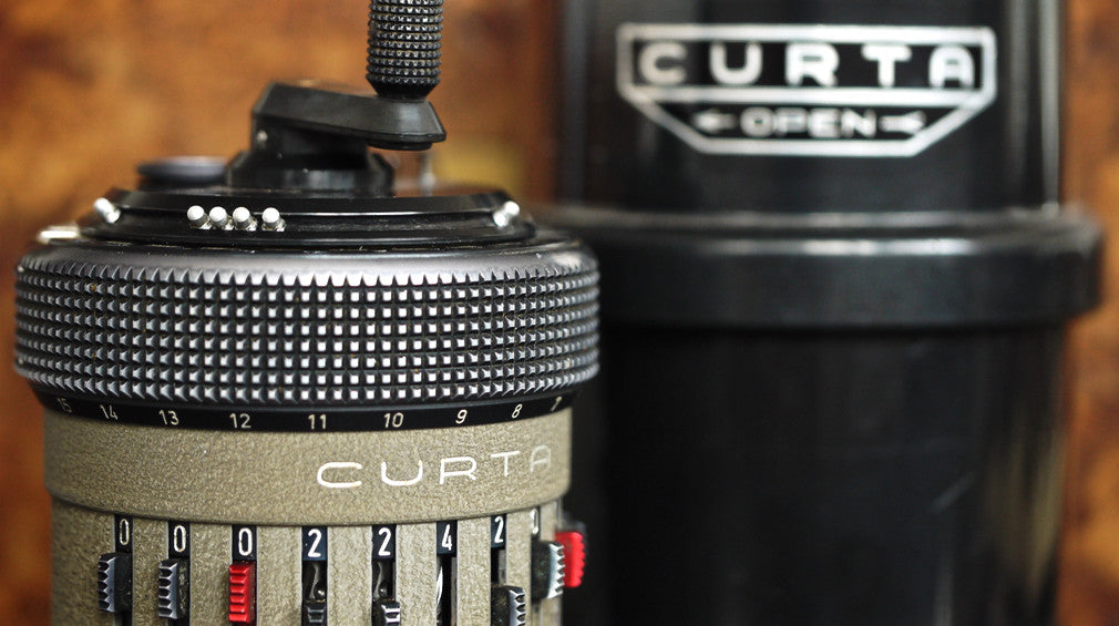 The Curta Calculator