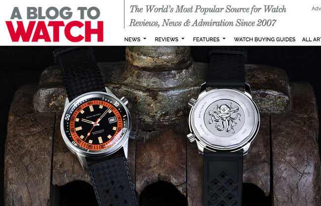 Dan Henry Watches Inspired By Years Of Collecting Vintage Watches