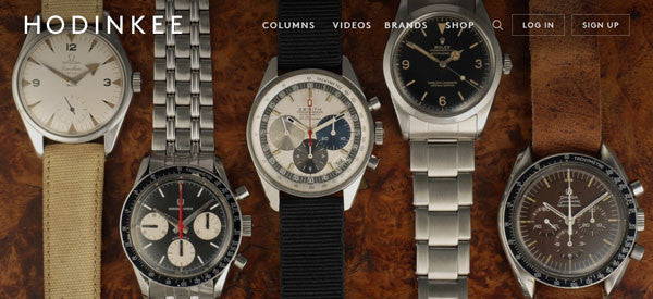 The Most Amazing Vintage Watch Website Nobody's Heard Of (But Not For Long)