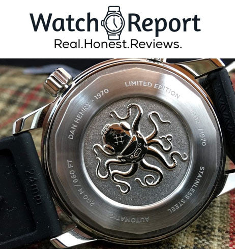 -  Watch Report - It is not very often that I am genuinely surprised by a watch - Dan Henry 1970...