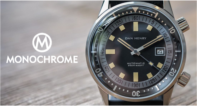 With so many cool features and fun design elements, the Dan Henry 1970 is an enchanting watch regardless of its price point.