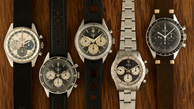 Who is causing the price explosion for vintage watches?