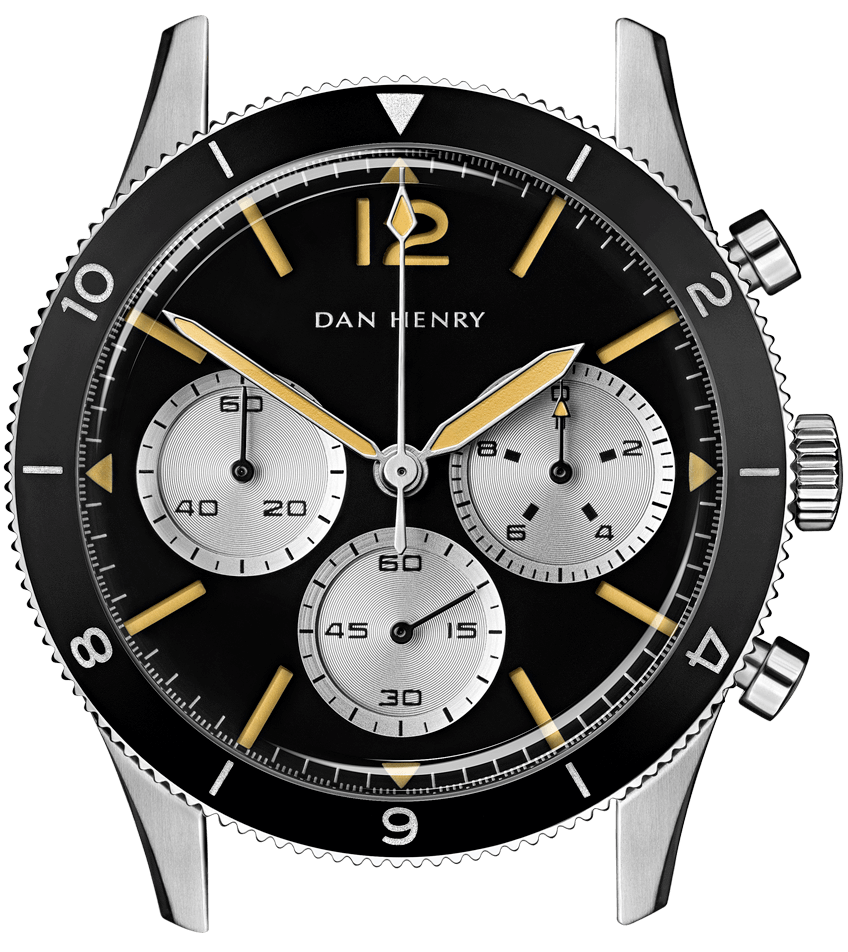 <h3>Watch</h3> 1963<br> Pilot Chronograph
