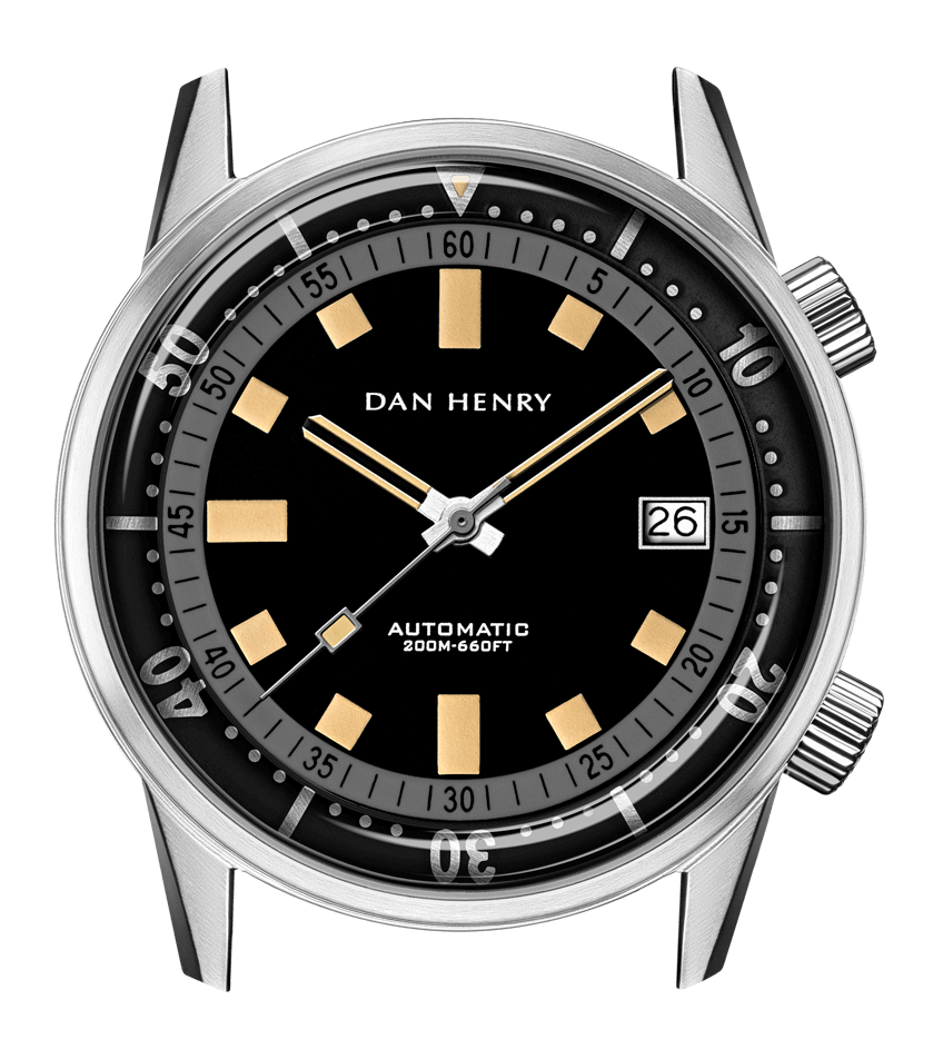 <h3>Watch</h3> 1970<br> Automatic Diver