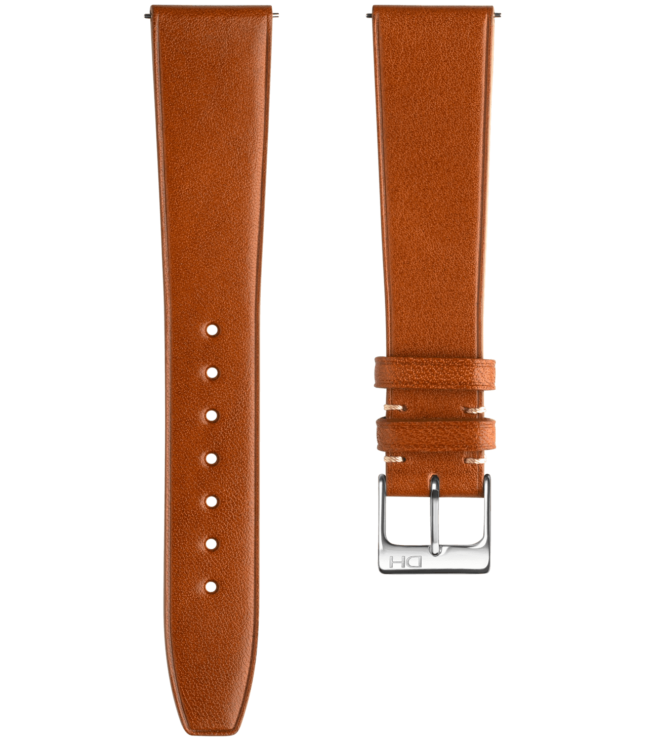 <h3>Leather Strap</h3> 1937 tan leather strap<br><span>Easy Release Strap</span>