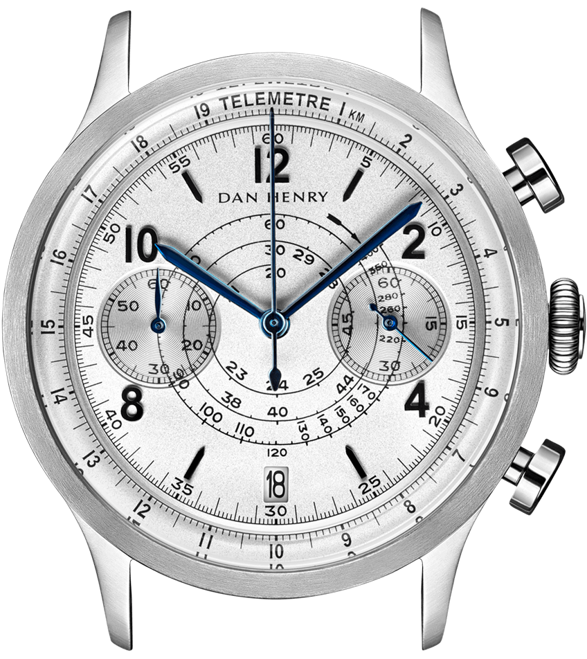 <h3>Watch</h3> 1939<br> Military Chronograph