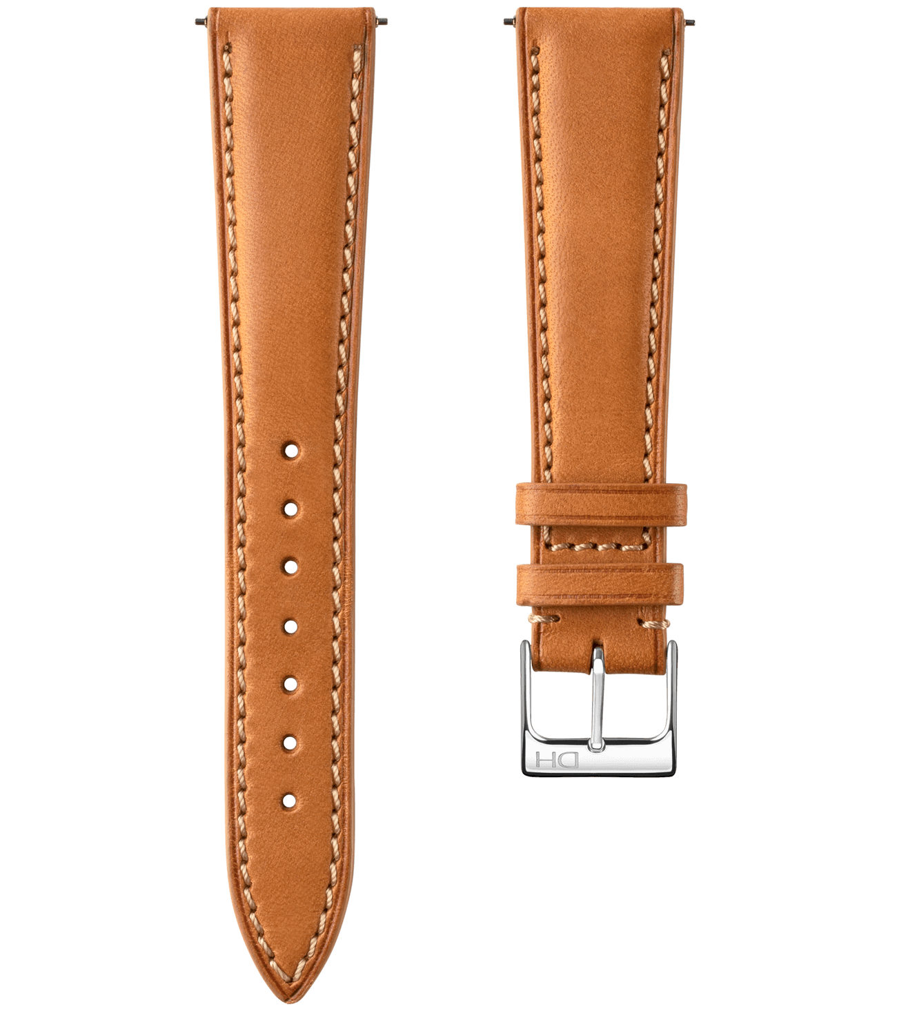 <h3>Leather Strap</h3> 1962 natural leather strap<br><span>Easy Release Strap</span>