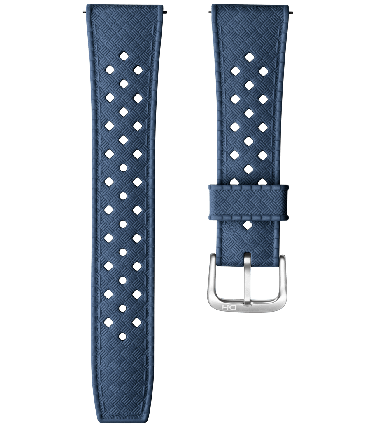 <h3>Rubber Strap</h3>1970 rubber band <br>navy blue