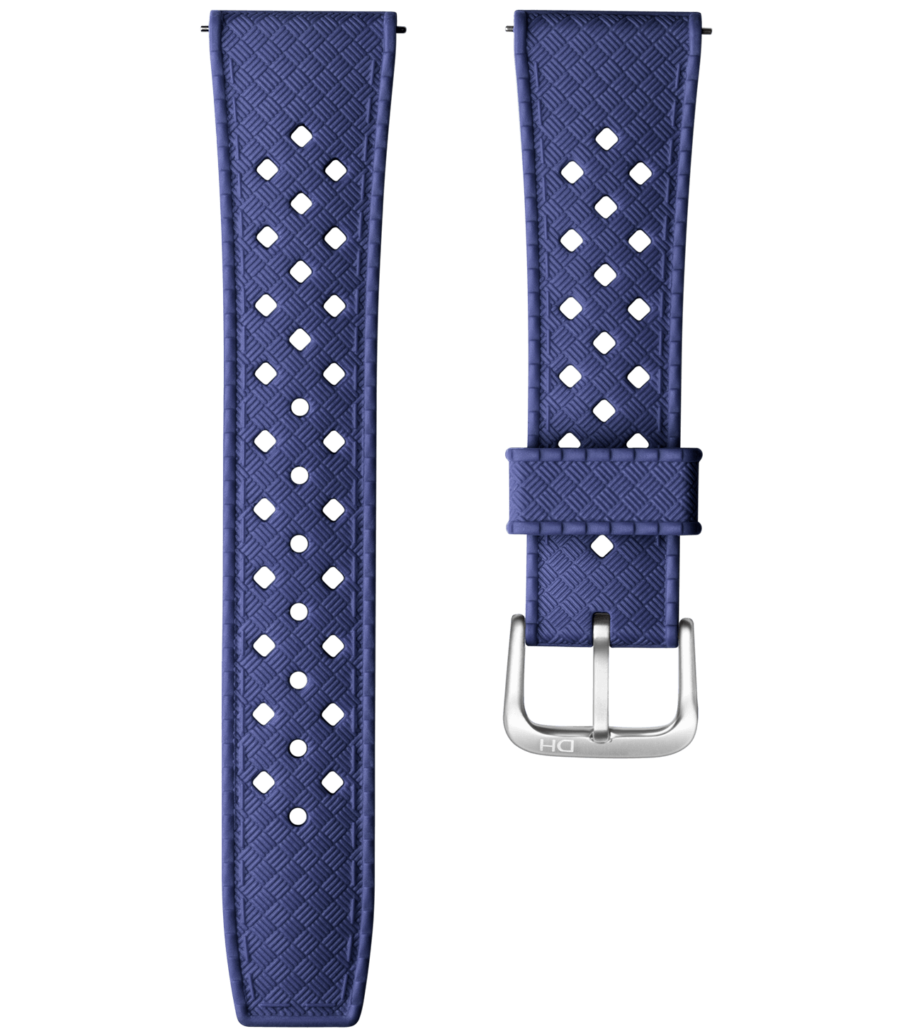 <h3>Rubber Strap</h3>1970 rubber band <br>royal blue