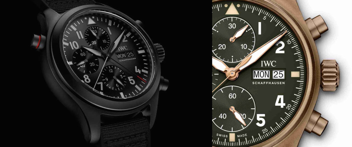 IWC Pilot collection 2019