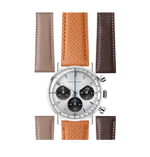 Dan Henry Vintage Watches - Strap Match