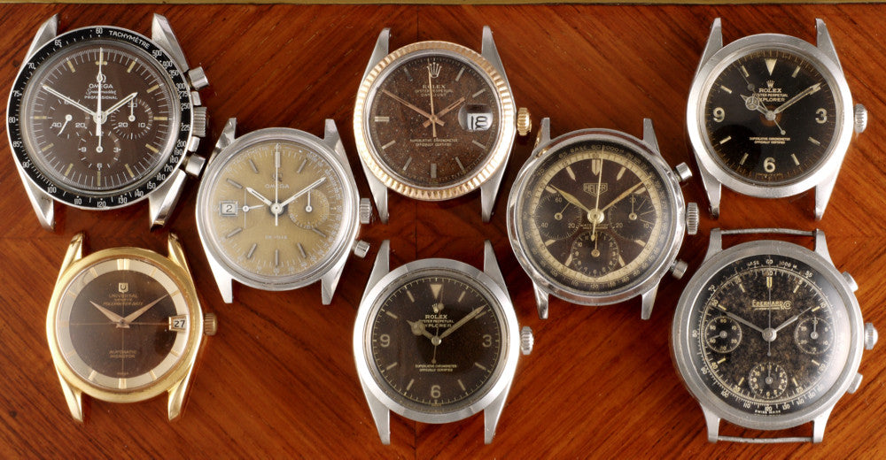 tropical dial collection